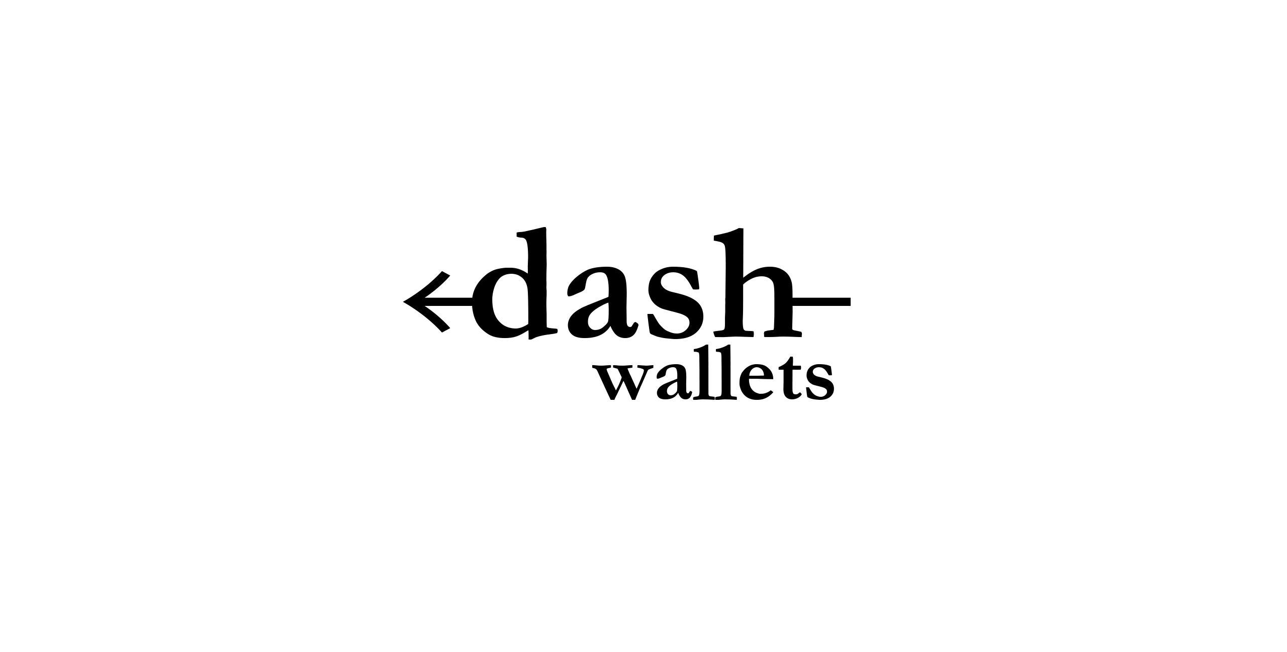 Dash Wallets
